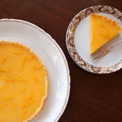 Rezept von Eric Lanlard: Französische Zitronentarte