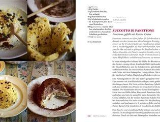 Rezept von Antonio Carluccio und Gennaro Contaldo: Zuccotto di panettone
