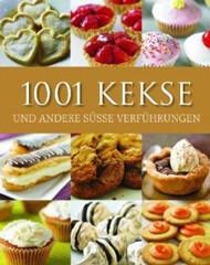 Backbuch von Susanna Tee: 1001 Kekse