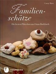 Backbuch von Conny Marx: Familienschätze