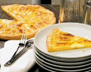 Rezept von Ilse König: Elsässischer Apfelkuchen