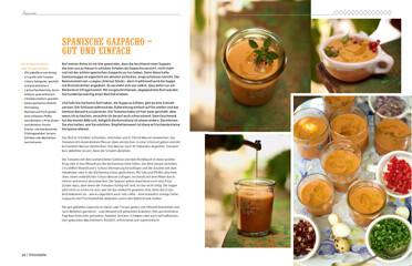 Rezept von Jamie Oliver: Spanische Gazpacho - Valentinas-Kochbuch.de – kochen, essen, glücklich sein