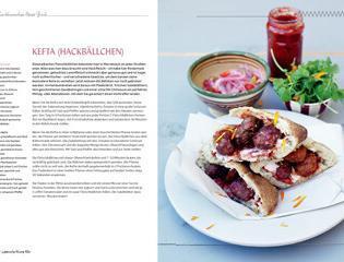 Rezept von Jamie Oliver: Kefta (Hackbällchen)