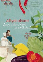 Kochbuch von Semiha Stubert: Afiyet Olsun