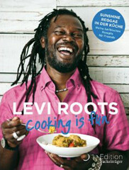 Kochbuch von Levi Roots: Cooking is fun