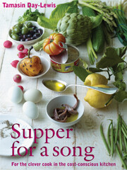 Kochbuch von Tamasin Day-Lewis: Supper for a Song (engl.)