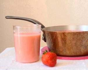 Rezept aus Mexikanisch kochen: Erdbeer-Atole