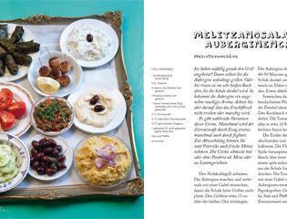 Rezept von Tessa Kiros: Melitzanosalata – Auberginencreme