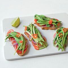 Rezept von O. Souksisavanh, V. Nikolcic: Avocado-Bruschetta