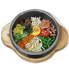 Rezept von Sunkyoung Jung, Yun-Ah Kim, Minbok Kou: Bibimbap (Rind oder Veggie)