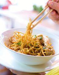 Rezept von Tom Vandenberghe: Chiang-Mai-Curry