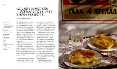Rezept von Tessa Kiros: Galaktoboureko – Filopastete mit Vanillecreme