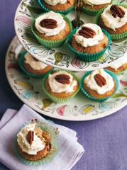Rezept von Levi Roots: Karibische Cupcakes