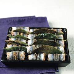 Rezept aus La cucina siciliana: Gefüllte Sardinenröllchen