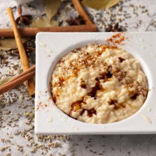 Rezept von Franco Luise: Gewürzrisotto mit Honig & Aceto Balsamico