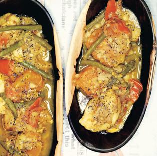 Rezept von Allegra McEvedy: Rosemarys Kürbiscurry