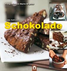 Backbuch von Linda Collister: Schokolade