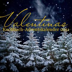 Valentinas-Adventskalender 2011: Jeden Tag ein Kochbuch!