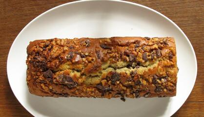 Rezept von Rose Carrarini: Bananenkuchen