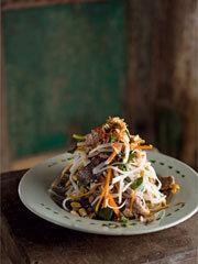 Rezept von Luke Nguyen: Rind mit Kohlrabisalat – Goi Bò Su Hào