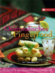 Kochbuch von Ali Bicer: Orientalisches Fingerfood