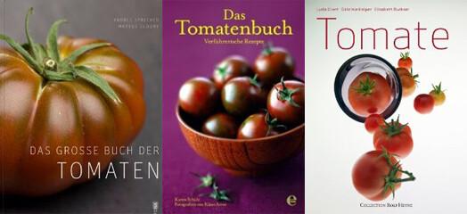 Druckfrisch: Neue Kochbücher – Tomaten