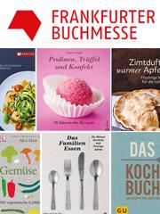 Druckfrisch: Neue Kochbücher – Frankfurter Buchmesse 2011