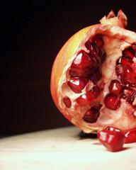 Rezept von Peter Auer: Granatapfelsauce