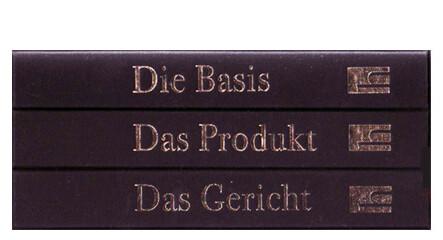 Kochbuch von Filip Verheyden, Tony Le Duc: Homarus Box