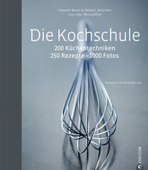 Kochschule buch  Kochbuch von Vincent Boué, Hubert Delorme: Die Kochschule ...