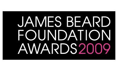 Kochbuch Award: James Beard Foundation Awards 2009
