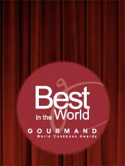Kochbuch Award: Gourmand World Cookbook Awards 2010