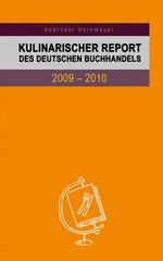 Kulinarischer Report des Deutschen Buchhandels 2009-2010