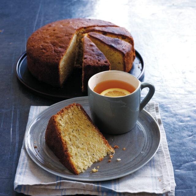 Rezept von Miisa Mink: Orangen-Mohn-Kuchen