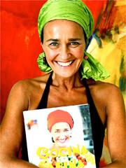 """Interview: Sabine Hueck über ihr Kochbuch """"Cocina Sabina"""""""