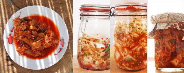 Aus Valentinas Küche: Aka paechu kimchi oder zu dt. Chinakohl-Kimchi