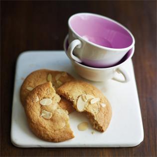 Rezept von Tarek Malouf: Aprikosen-Mandel-Kekse