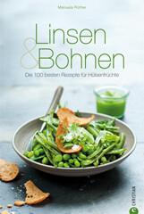 Kochbuch von Manuela Rüther: Linsen & Bohnen