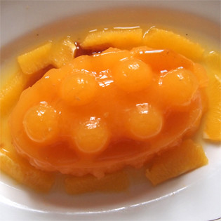 Rezept von Andy Harris: Orangengelee