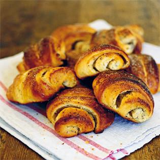 Rezept von von Anna & Fanny Bergenström: Our best buns
