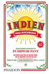Kochbuch von Pushpesh Pant: Indien – Das Kochbuch
