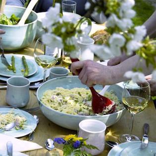 Schönes auf dem Tisch: Keramik 3punktf