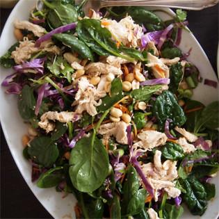 Aus Valentinas Küche: Mein liebster Asia-Salat