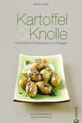 Kochbuch von Margit Proebst: Kartoffel & Knolle