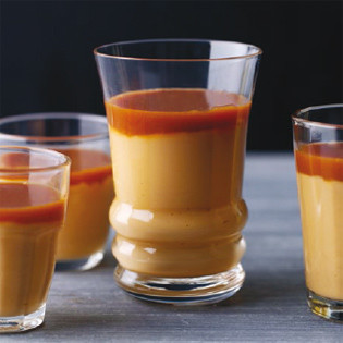 Rezept von Cynthia Barcomi: Salted Caramel Pudding – Salzkaramellpudding