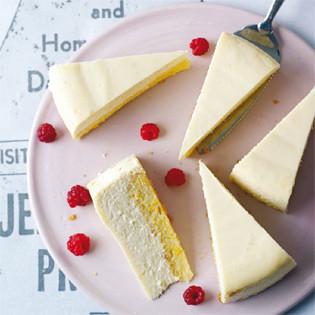 Rezept von Cynthia Barcomi: Marzipan Cheesecake – Käsekuchen mit Marzipan
