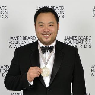 JBF Award 2013