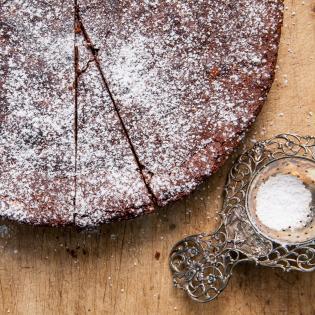 Rezept von Carlo Bernasconi: Torta di cioccolata