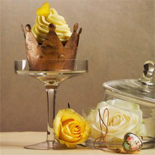 Rezept von Renate Gruber: Mohn-Sponge mit Zitronen-Topping
