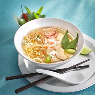 Rezept von Michael Langoth: Pho Ga – Nudelsuppe mit Hühnerfleisch